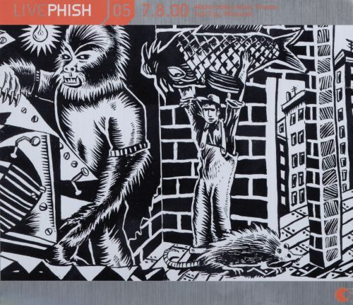 Live Phish, Vol. 5: 7/8/00, Alpine Valley Music Theater, East Troy, WI