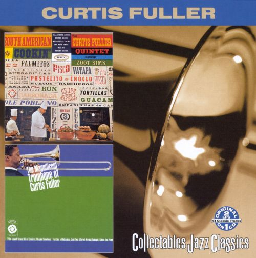 South American Cookin'/Magnificent Trombone of Curtis Fuller