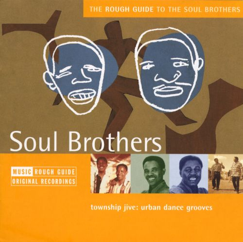 The Rough Guide to the Soul Brothers