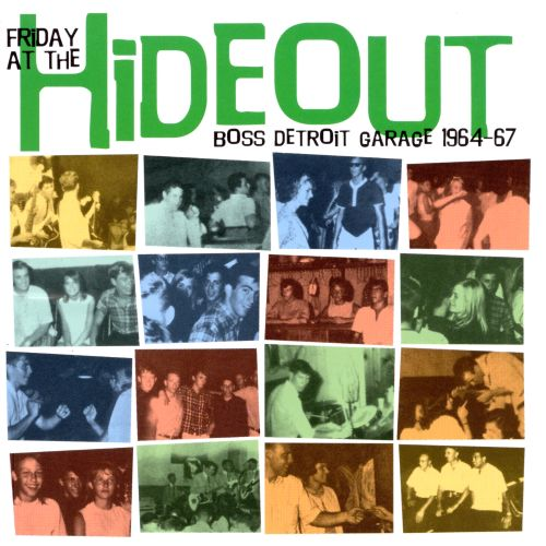 Friday at the Hideout: Boss Detroit Garage