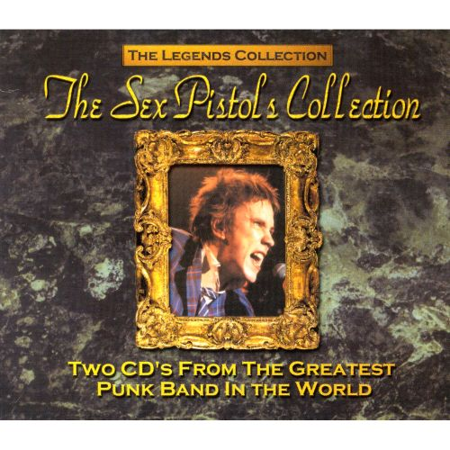 The Legends Collection: Sex Pistols Collection