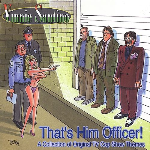 That's Him Officer!: A Collection of Original TV Cop Show Themes