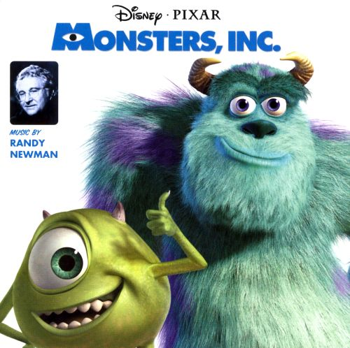 Monsters Inc An Original Walt Disney Records Soundtrack Randy