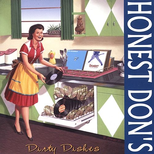 Honest Don's Dirty Dishes