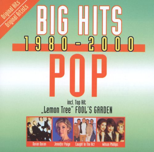 Big Hits 1980-2000: Pop