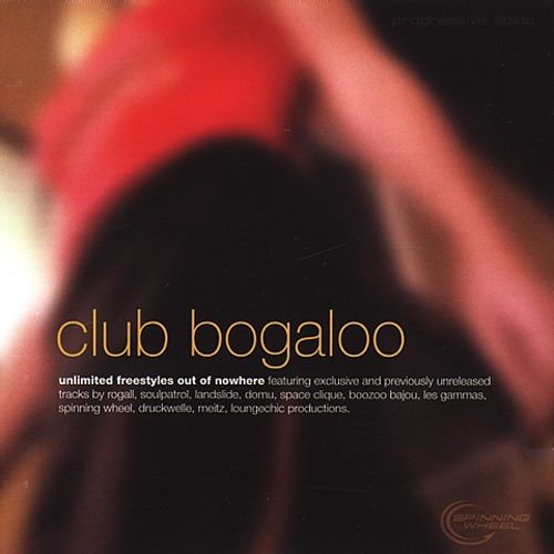 Club Bogaloo: Unlimited Freestyles Out of Nowhere