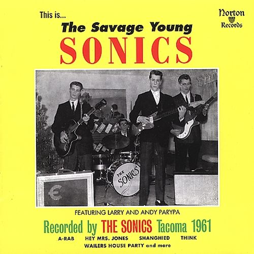 This Is... The Savage Young Sonics