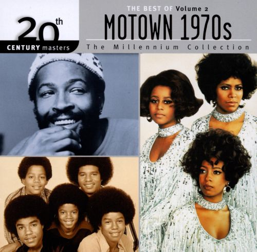 20th Century Masters - The Millennium Collection: Motown 1970s, Vol. 2