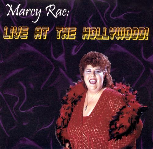 Marcy Rae: Live at The