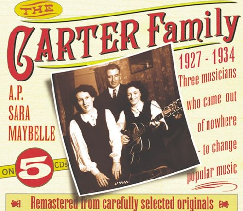 The Carter Family: 1927-1934
