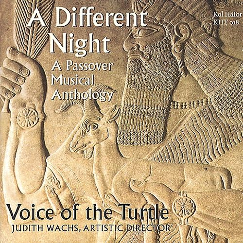 A Different Night: A Passover Musical Anthology