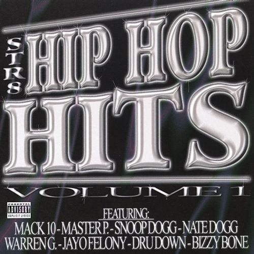 Str8 Hip Hop Hits, Vol. 1
