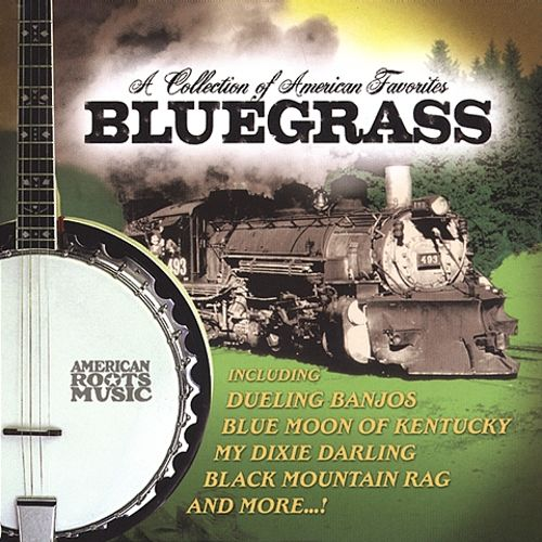 American Roots Music: Bluegrass