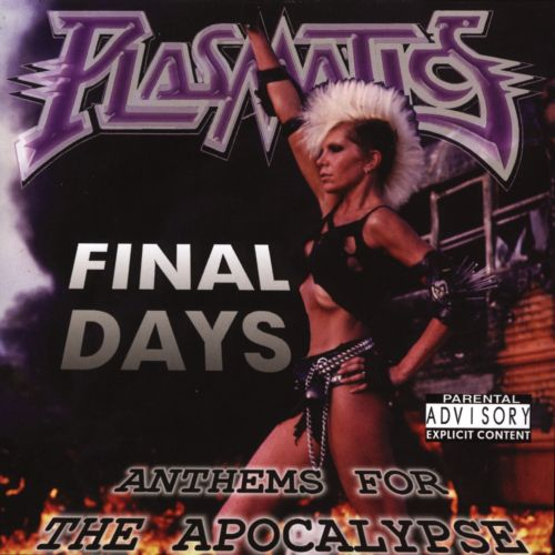 Final Days: Anthems for the Apocalypse