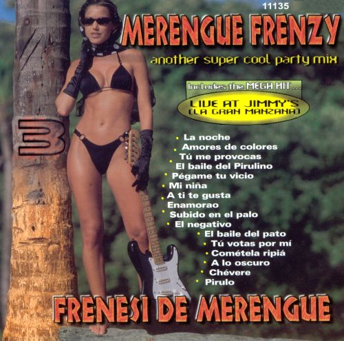 Frenesi Merengue, Vol. 3: Merengue Frenzy-Another Super