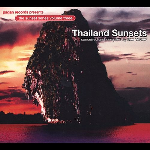 Thailand Sunsets: Sunset Series, Vol. 3