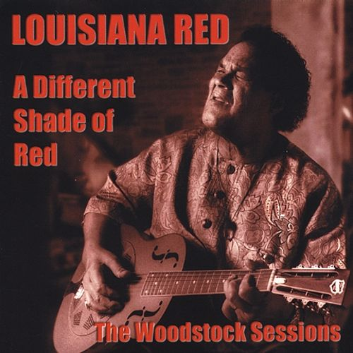 A Different Shade of Red: The Woodstock Sessions