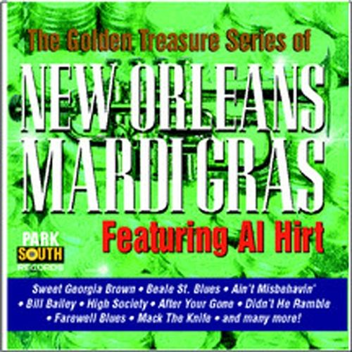 Golden Treasure Series: New Orleans Mardi Gras