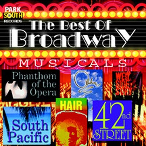 The Best Of Broadway Musicals Orpheus Various Artists border=