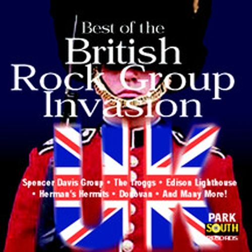 The Best of British Rock Group Invasion