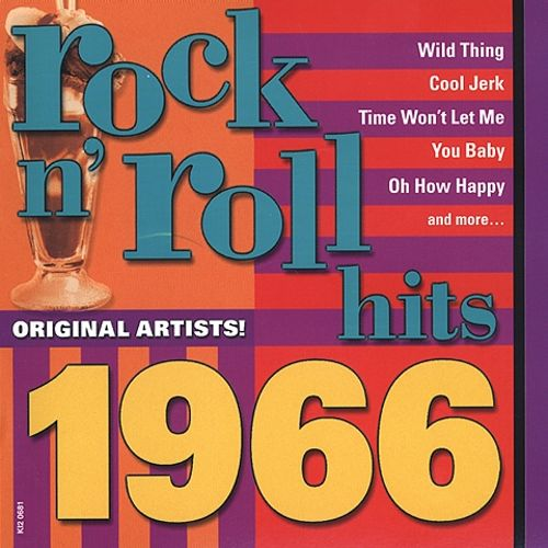 Rock N' Roll Hits: Golden 1966