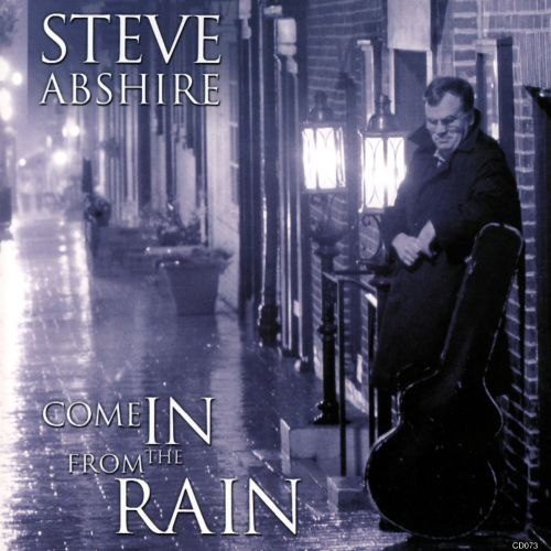 Come in from the Rain