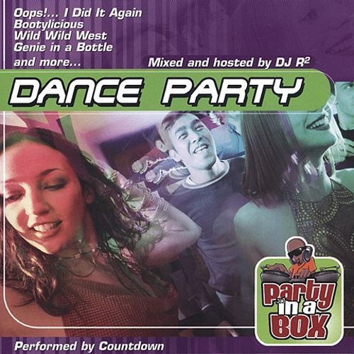 Party in a Box: Dance Party