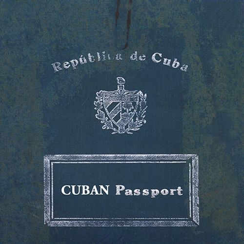 Cuban Passport