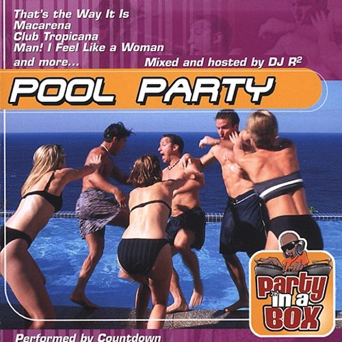 Party in a Box: Pool Party