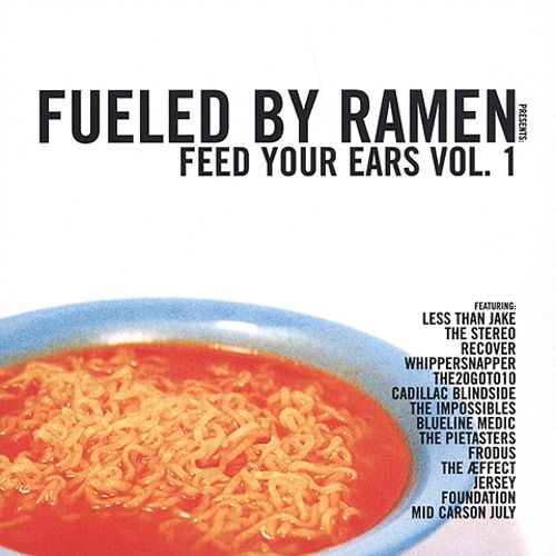 Fueled By Ramen: Feed Your Ears, Vol. 1