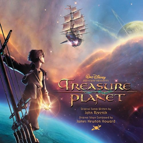 Treasure Planet [Original Motion Picture Score]