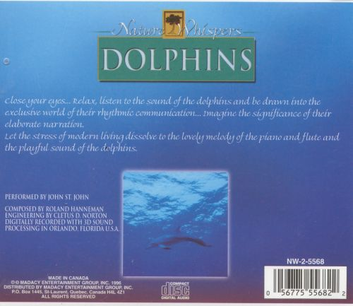 Nature Whispers: Dolphins