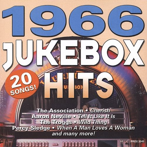 Jukebox Hits 1966 [Madacy Single Disc]