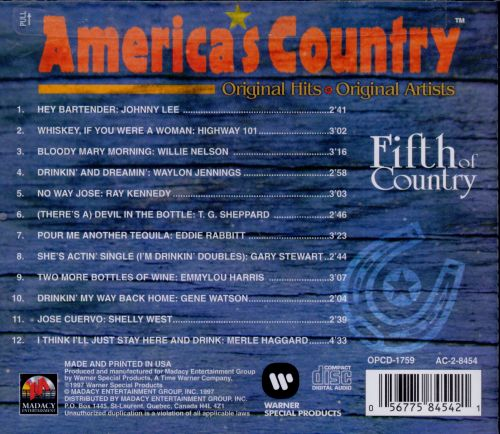 Fifth of Country