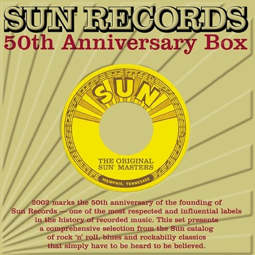 Sun Records 50th Anniversary Box