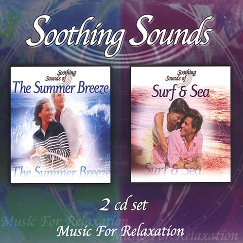 Soothing Sounds: Summer Breeze/Surf & Sea