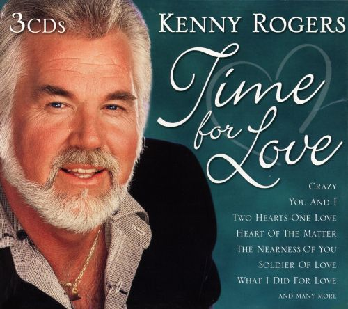 Kenny Rogers-Time For Love