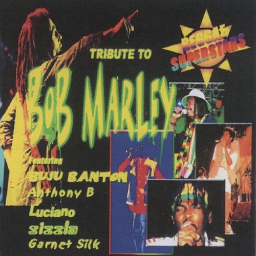 Superstar Tribute to Bob Marley