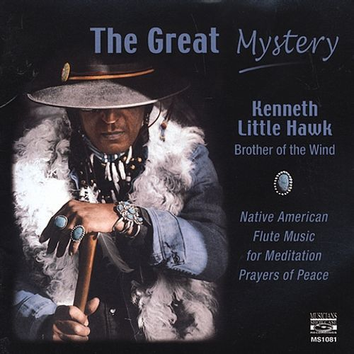 Great Mystery: Native American Flute Music for Med