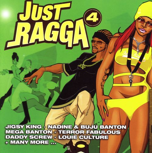 Just Ragga, Vol. 4