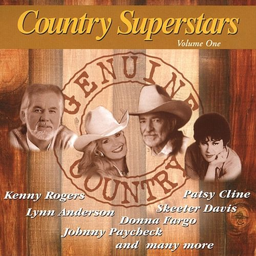 Country Superstars, Vol. 1 [Columbia River #2]