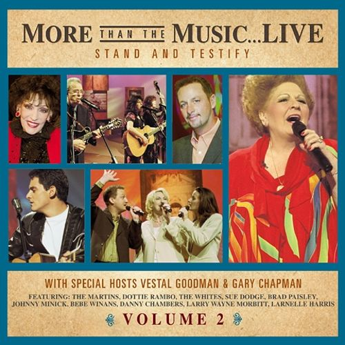 More Than the Music Live: Stand and Testify, Vol. 2