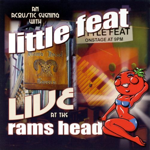 Live at the Rams Head