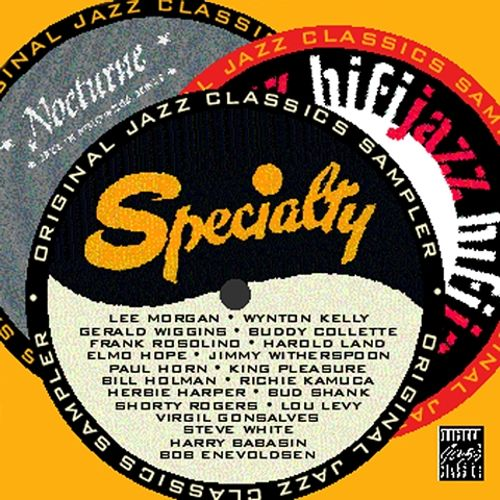 The Specialty:Hifi Jazz-Nocturne Sampler