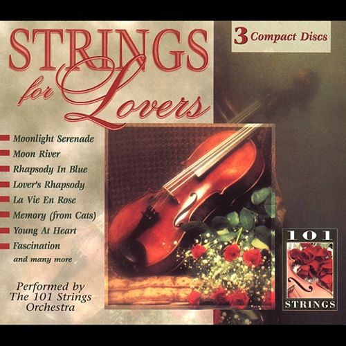 Strings for Lovers [Madacy]