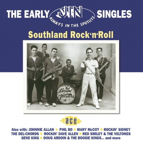 Early Jin Singles: Southland Rock'n'Roll