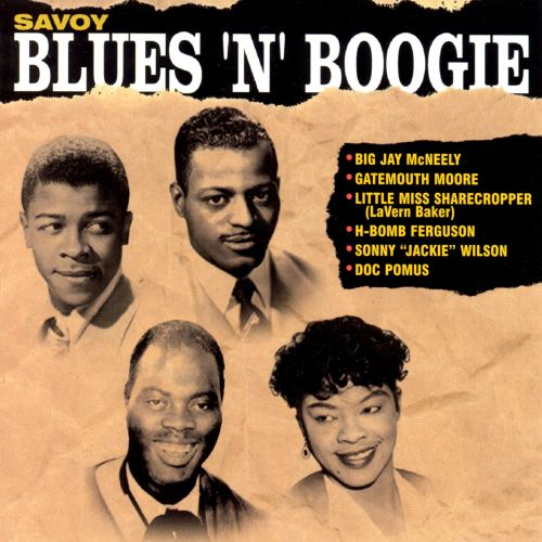 Image result for Savoy Blues 'N' Boogie