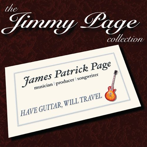 The Jimmy Page Collection: Have Guitar, Will Travel