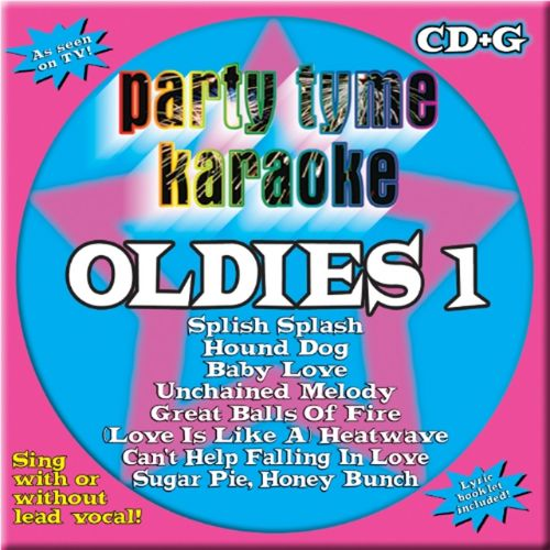 Party Tyme Karaoke: Oldies, Vol. 1 [#2]