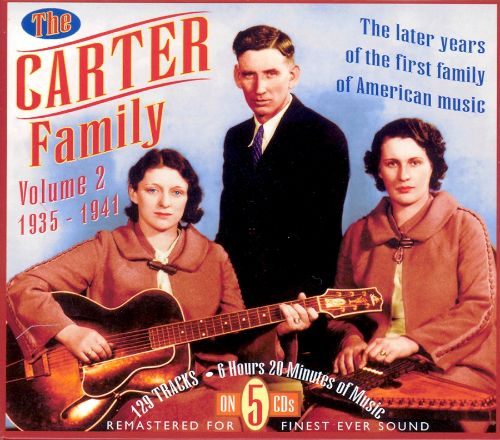 The Carter Family Vol 2 1935 1941